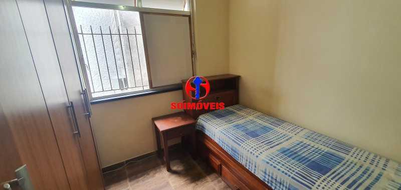 quarto - Apartamento 2 quartos à venda Grajaú, Rio de Janeiro - R$ 430.000 - TJAP21261 - 14