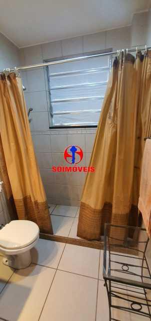 banheiro - Apartamento 2 quartos à venda Grajaú, Rio de Janeiro - R$ 430.000 - TJAP21261 - 17