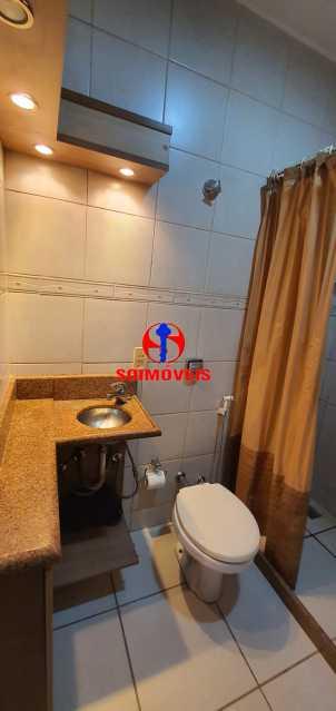 banheiro - Apartamento 2 quartos à venda Grajaú, Rio de Janeiro - R$ 430.000 - TJAP21261 - 18