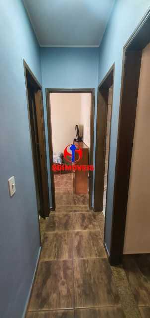 corredor - Apartamento 2 quartos à venda Grajaú, Rio de Janeiro - R$ 430.000 - TJAP21261 - 8