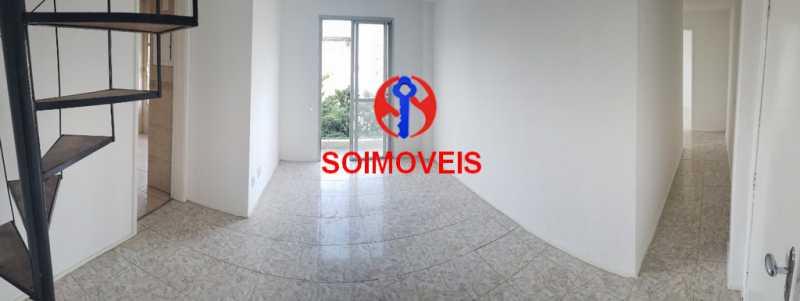 1-sl 2 - Apartamento 2 quartos à venda Cachambi, Rio de Janeiro - R$ 320.000 - TJAP21255 - 1