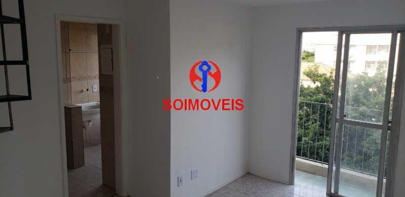 1-sl3 - Apartamento 2 quartos à venda Cachambi, Rio de Janeiro - R$ 320.000 - TJAP21255 - 4