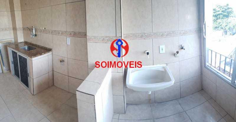4-cozar - Apartamento 2 quartos à venda Cachambi, Rio de Janeiro - R$ 320.000 - TJAP21255 - 13