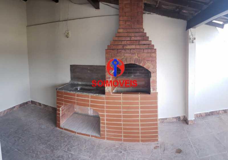 5-churras - Apartamento 2 quartos à venda Cachambi, Rio de Janeiro - R$ 320.000 - TJAP21255 - 15
