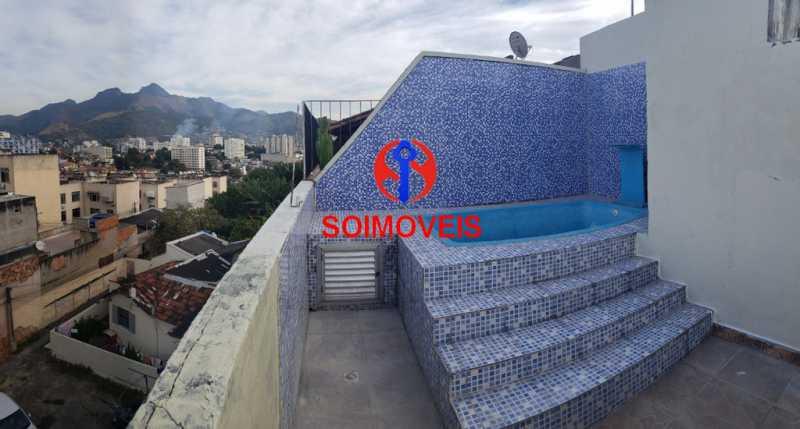 5-pisc2 - Apartamento 2 quartos à venda Cachambi, Rio de Janeiro - R$ 320.000 - TJAP21255 - 17