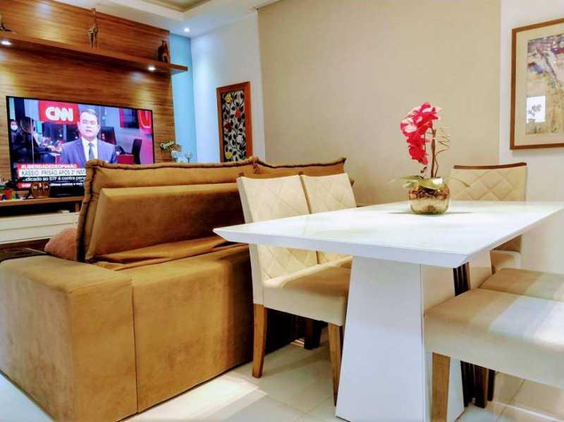 2 - Apartamento 2 quartos à venda Cachambi, Rio de Janeiro - R$ 280.000 - TJAP21257 - 3