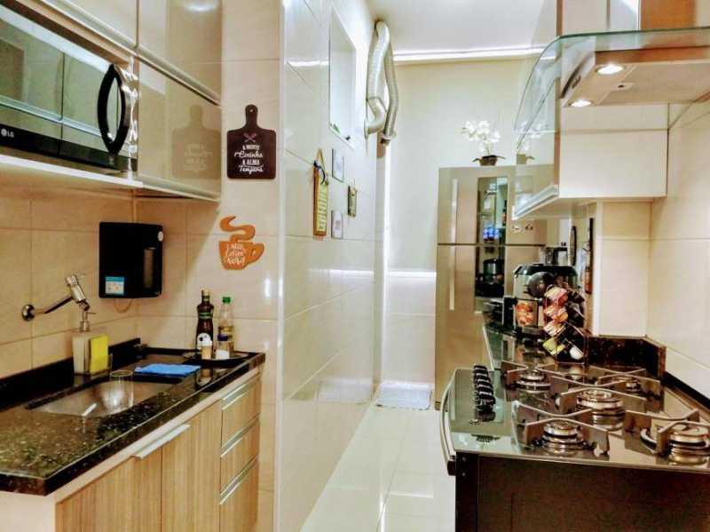 6 - Apartamento 2 quartos à venda Cachambi, Rio de Janeiro - R$ 280.000 - TJAP21257 - 7