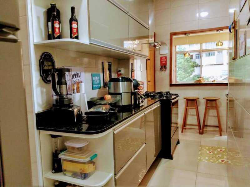8 - Apartamento 2 quartos à venda Cachambi, Rio de Janeiro - R$ 280.000 - TJAP21257 - 9