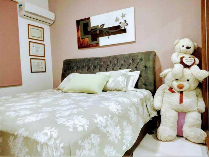 quarto 1 - Apartamento 2 quartos à venda Cachambi, Rio de Janeiro - R$ 280.000 - TJAP21257 - 11
