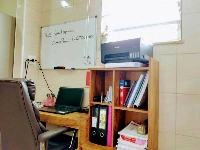 escritório - Apartamento 2 quartos à venda Cachambi, Rio de Janeiro - R$ 280.000 - TJAP21257 - 18