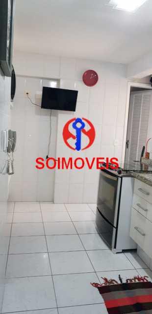 cz - Cobertura 3 quartos à venda Méier, Rio de Janeiro - R$ 600.000 - TJCO30043 - 20
