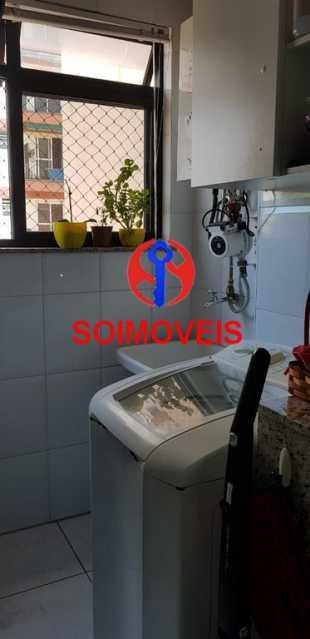 ar - Cobertura 3 quartos à venda Méier, Rio de Janeiro - R$ 600.000 - TJCO30043 - 22