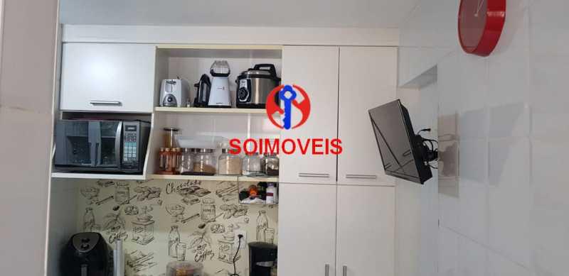 dep - Cobertura 3 quartos à venda Méier, Rio de Janeiro - R$ 600.000 - TJCO30043 - 23