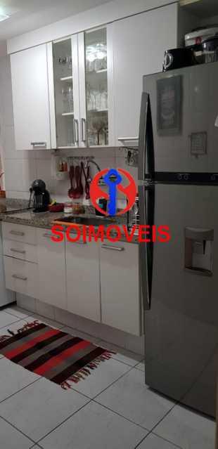 cz - Cobertura 3 quartos à venda Méier, Rio de Janeiro - R$ 600.000 - TJCO30043 - 19