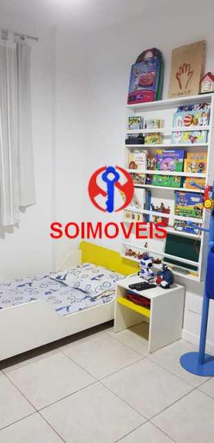 qt - Cobertura 3 quartos à venda Méier, Rio de Janeiro - R$ 600.000 - TJCO30043 - 10