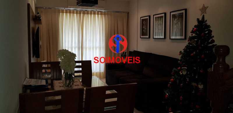 sl - Cobertura 3 quartos à venda Méier, Rio de Janeiro - R$ 600.000 - TJCO30043 - 3