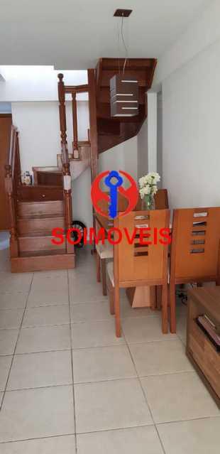 sl - Cobertura 3 quartos à venda Méier, Rio de Janeiro - R$ 600.000 - TJCO30043 - 5