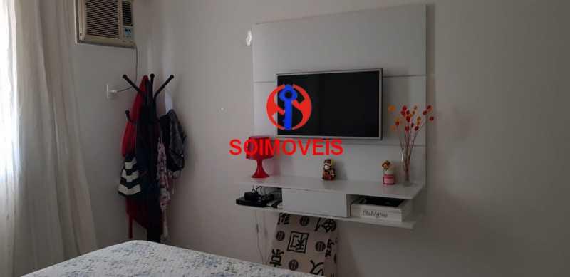 qt - Cobertura 3 quartos à venda Méier, Rio de Janeiro - R$ 600.000 - TJCO30043 - 14