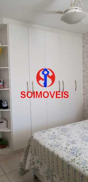 qt - Cobertura 3 quartos à venda Méier, Rio de Janeiro - R$ 600.000 - TJCO30043 - 13
