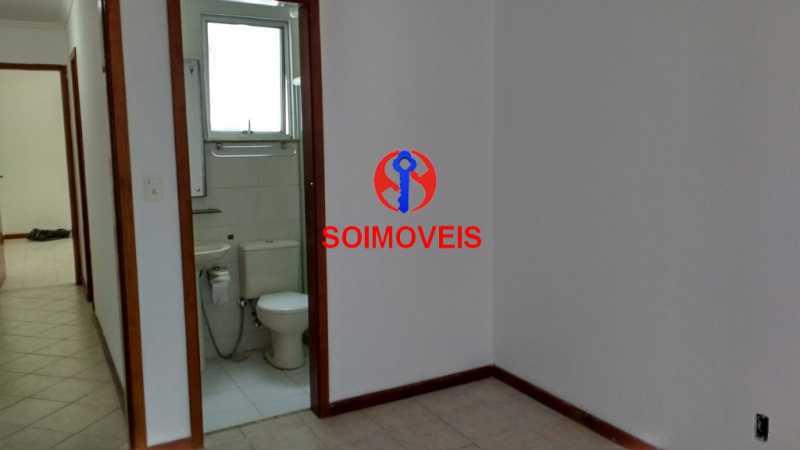 Banheiro suíte - Apartamento 2 quartos à venda Taquara, Rio de Janeiro - R$ 300.000 - TJAP21264 - 11