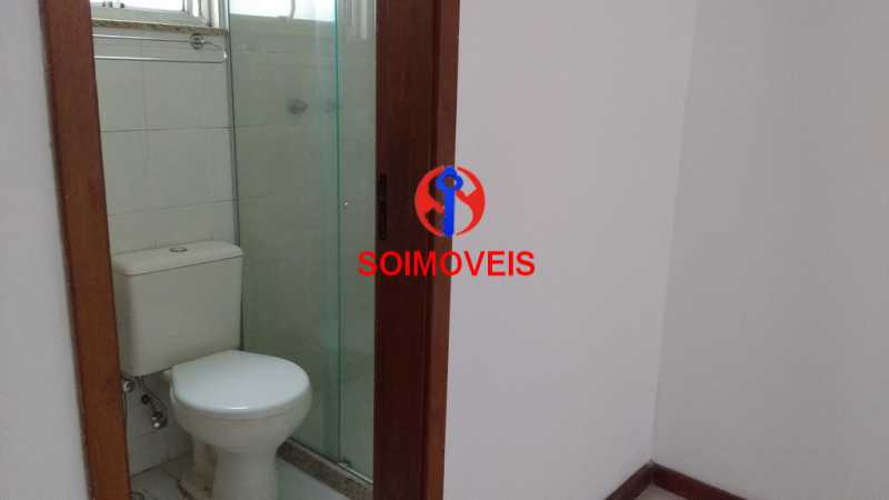 Banheiro suíte - Apartamento 2 quartos à venda Taquara, Rio de Janeiro - R$ 300.000 - TJAP21264 - 12