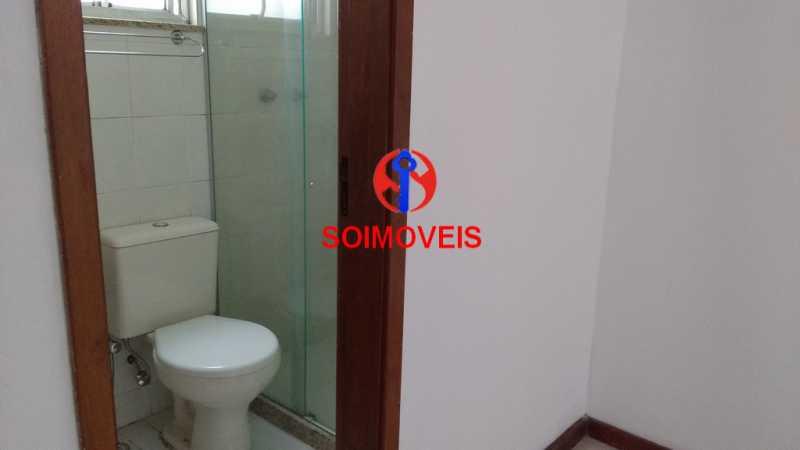 Banheiro suíte - Apartamento 2 quartos à venda Taquara, Rio de Janeiro - R$ 300.000 - TJAP21264 - 13
