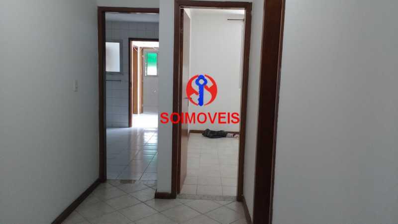 Circulação - Apartamento 2 quartos à venda Taquara, Rio de Janeiro - R$ 300.000 - TJAP21264 - 14