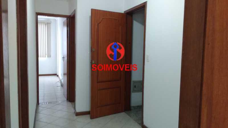 Circulação - Apartamento 2 quartos à venda Taquara, Rio de Janeiro - R$ 300.000 - TJAP21264 - 16