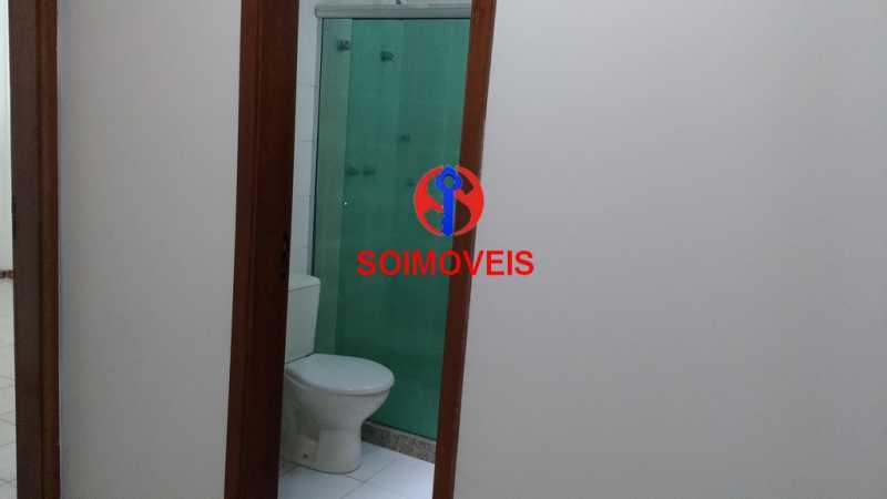 Banheiro  - Apartamento 2 quartos à venda Taquara, Rio de Janeiro - R$ 300.000 - TJAP21264 - 18