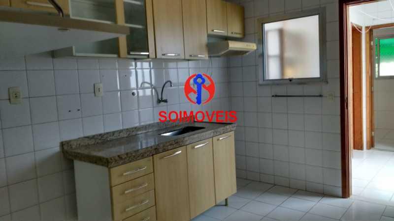 Cozinha - Apartamento 2 quartos à venda Taquara, Rio de Janeiro - R$ 300.000 - TJAP21264 - 26