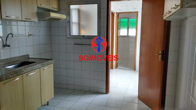 Cozinha - Apartamento 2 quartos à venda Taquara, Rio de Janeiro - R$ 300.000 - TJAP21264 - 28