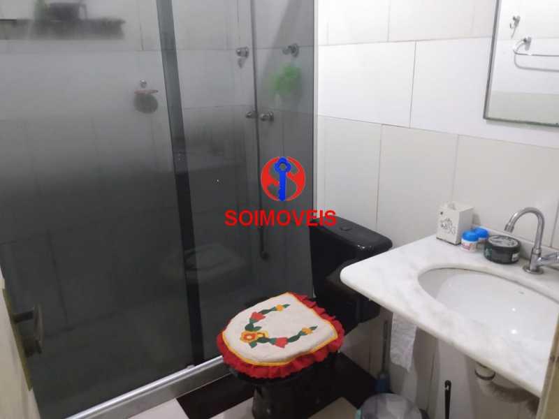 bh - Apartamento 3 quartos à venda Del Castilho, Rio de Janeiro - R$ 290.000 - TJAP30575 - 13