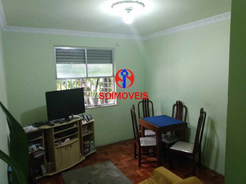 sl - Apartamento 3 quartos à venda Del Castilho, Rio de Janeiro - R$ 290.000 - TJAP30575 - 3