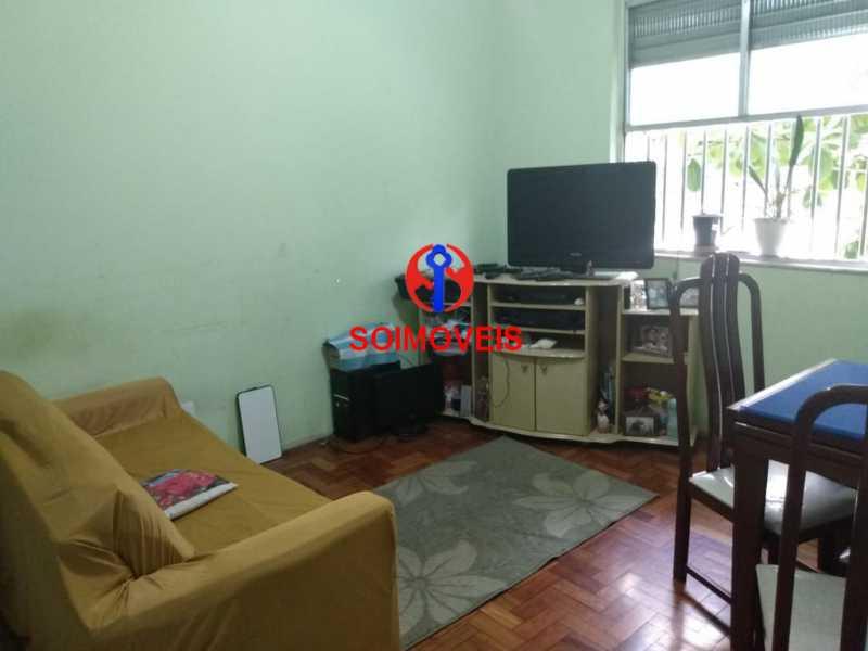 sl - Apartamento 3 quartos à venda Del Castilho, Rio de Janeiro - R$ 290.000 - TJAP30575 - 1