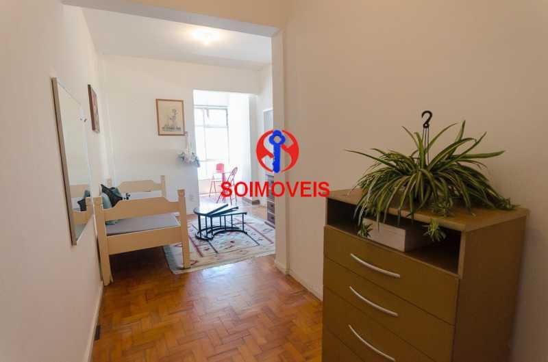 SL - Apartamento 1 quarto à venda Centro, Rio de Janeiro - R$ 325.000 - TJAP10282 - 1