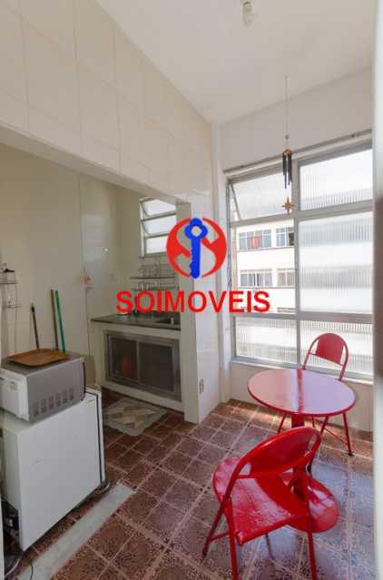 CZ - Apartamento 1 quarto à venda Centro, Rio de Janeiro - R$ 325.000 - TJAP10282 - 14