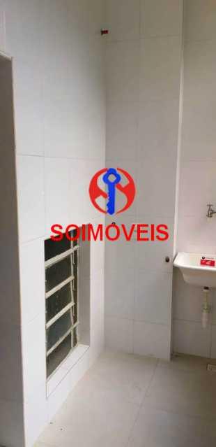 AR - Apartamento 1 quarto à venda Vila Isabel, Rio de Janeiro - R$ 149.000 - TJAP10284 - 27