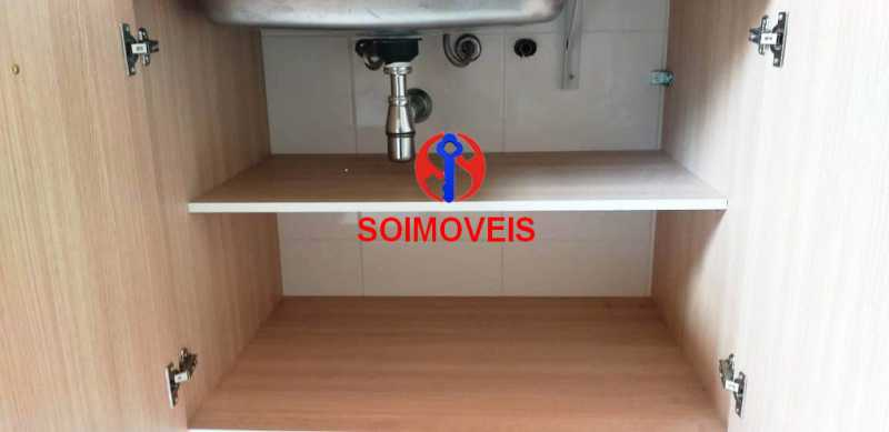 CZ - Apartamento 1 quarto à venda Vila Isabel, Rio de Janeiro - R$ 149.000 - TJAP10284 - 24