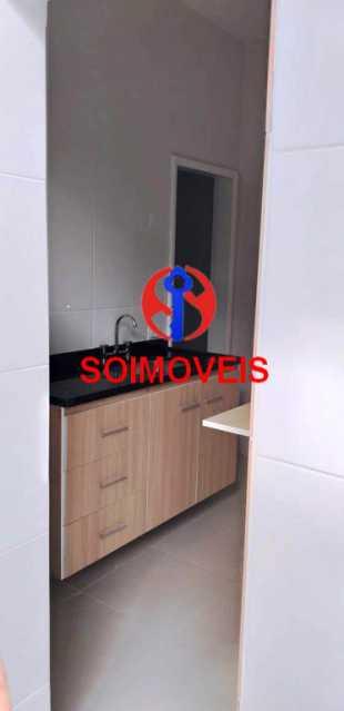 CZ - Apartamento 1 quarto à venda Vila Isabel, Rio de Janeiro - R$ 149.000 - TJAP10284 - 22