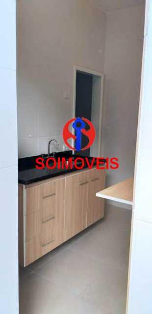 CZ - Apartamento 1 quarto à venda Vila Isabel, Rio de Janeiro - R$ 149.000 - TJAP10284 - 23
