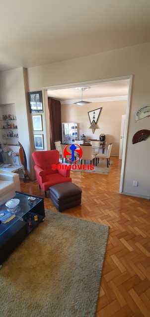 SALA DE ESTAR - Apartamento 4 quartos à venda Rio Comprido, Rio de Janeiro - R$ 650.000 - TJAP40050 - 1