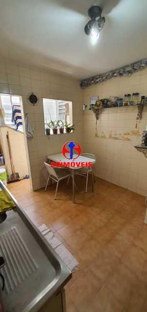 COZINHA - Apartamento 4 quartos à venda Rio Comprido, Rio de Janeiro - R$ 650.000 - TJAP40050 - 7