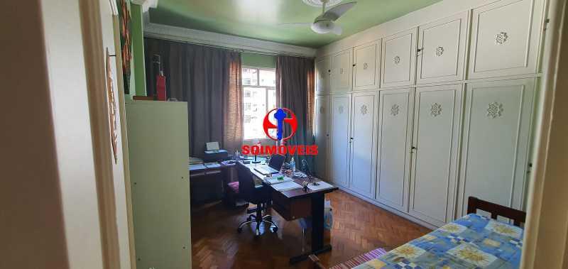 QUARTO 2 - Apartamento 4 quartos à venda Rio Comprido, Rio de Janeiro - R$ 650.000 - TJAP40050 - 10