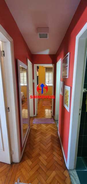 CORREDOR - Apartamento 4 quartos à venda Rio Comprido, Rio de Janeiro - R$ 650.000 - TJAP40050 - 4