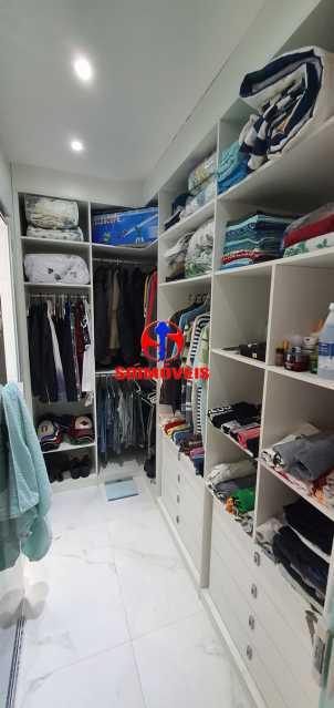 SUÍTE - Apartamento 4 quartos à venda Rio Comprido, Rio de Janeiro - R$ 650.000 - TJAP40050 - 14