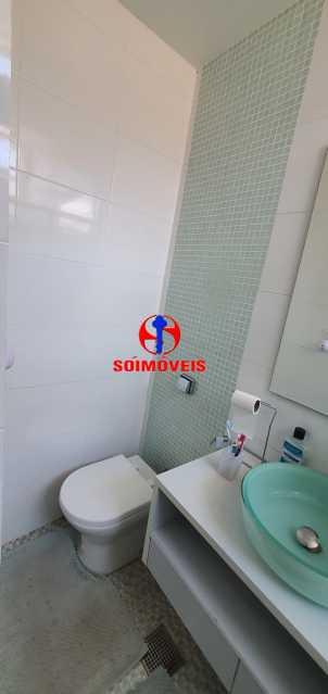 SUÍTE - Apartamento 4 quartos à venda Rio Comprido, Rio de Janeiro - R$ 650.000 - TJAP40050 - 16