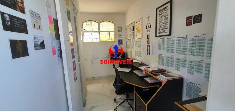 QUARTO 3 - Apartamento 4 quartos à venda Rio Comprido, Rio de Janeiro - R$ 650.000 - TJAP40050 - 17