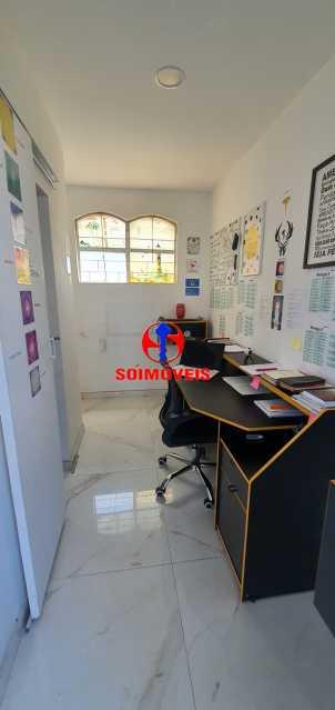 QUARTO 3 - Apartamento 4 quartos à venda Rio Comprido, Rio de Janeiro - R$ 650.000 - TJAP40050 - 18