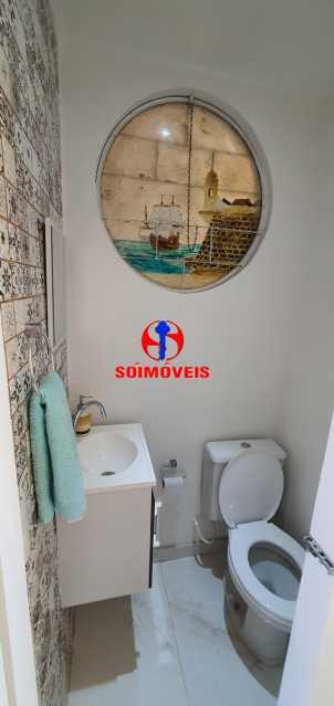 QUARTO 3 - Apartamento 4 quartos à venda Rio Comprido, Rio de Janeiro - R$ 650.000 - TJAP40050 - 19