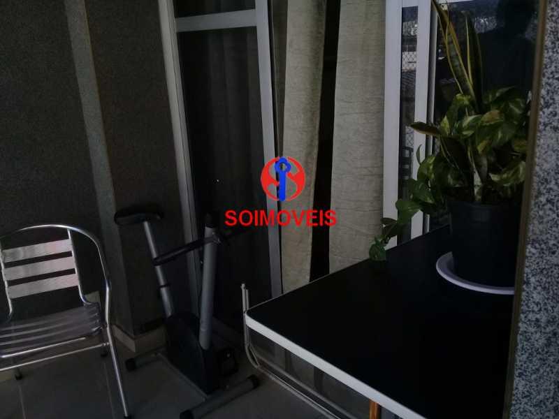 var - Apartamento 3 quartos à venda Todos os Santos, Rio de Janeiro - R$ 420.000 - TJAP30583 - 3
